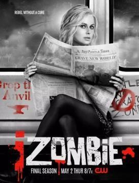 我是僵尸 第五季 iZombie Season 5海报