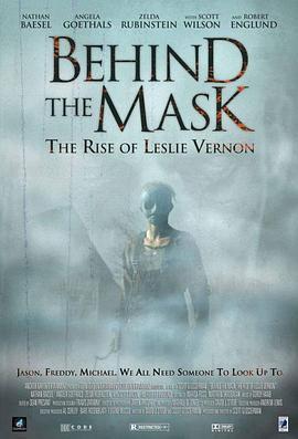 面具之后 电影海报