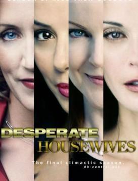 绝望主妇 第八季 Desperate Housewives Season 8海报