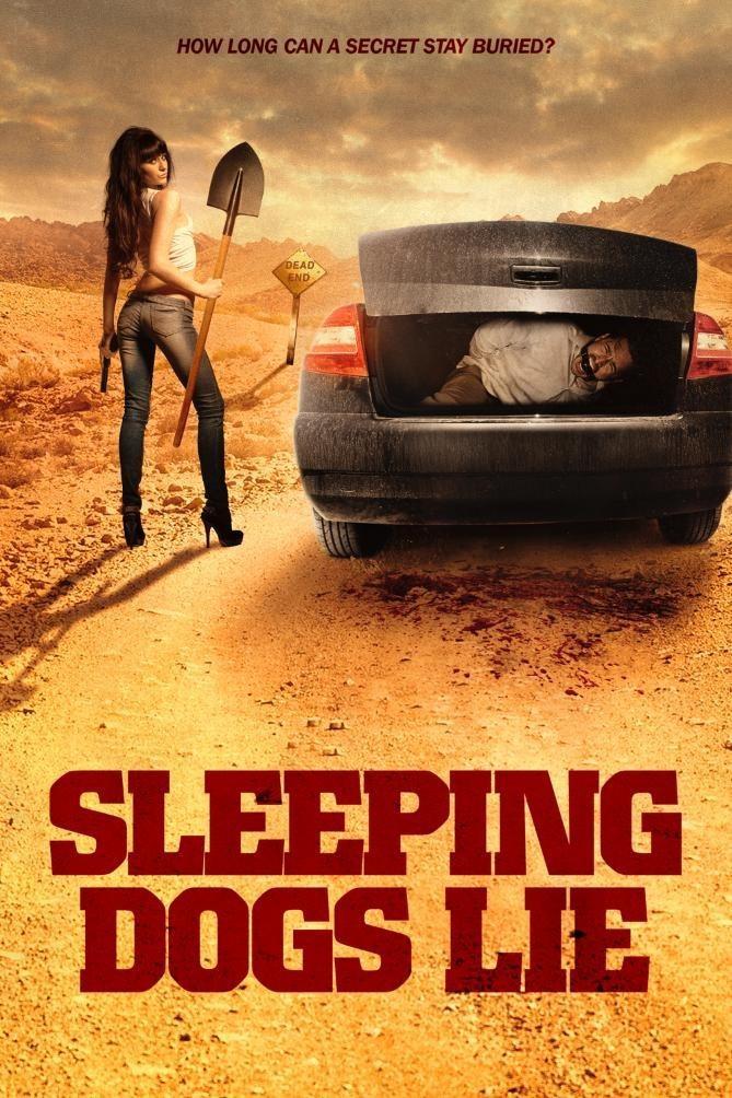 睡狗的谎言海报