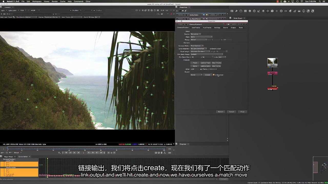 Nuke视频后期特效合成教程 Nuke Compositing for 3D Artists