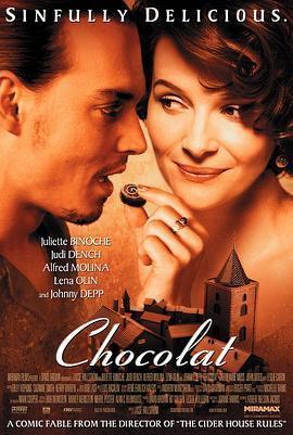 浓情巧克力 电影海报