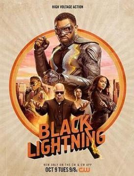 黑霹雳 第二季 Black Lightning Season 2海报