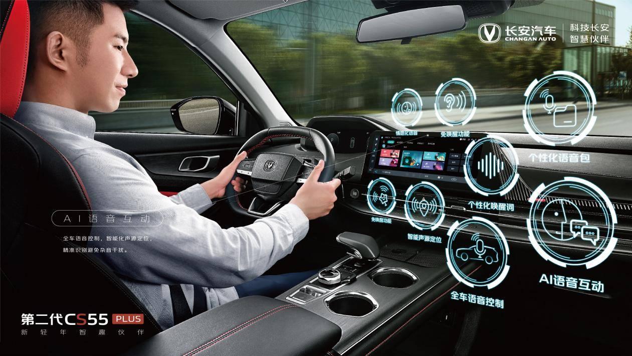 国产原创动漫节目《2060》即将开播 长安汽车次元无界,智领未来