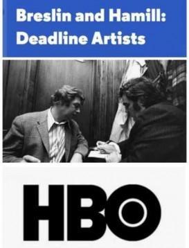 布雷斯林和哈米尔:最后期限艺术家海报