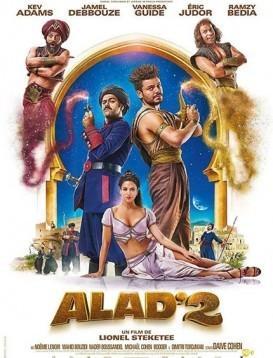 阿拉丁与神灯2海报