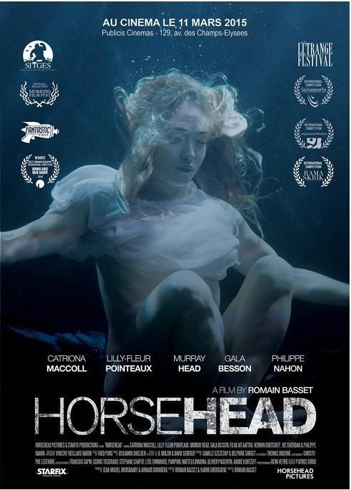 马头 电影海报