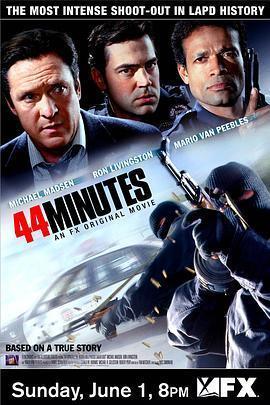 紧急44分钟 电影海报
