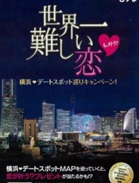 世界上最难的恋爱海报