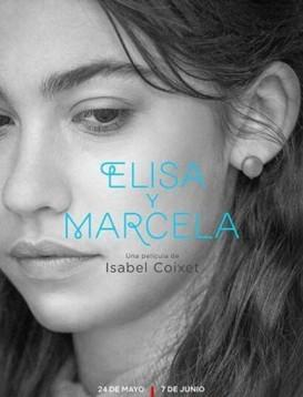 伊莉莎与玛瑟拉海报
