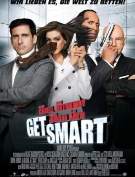 糊涂侦探 Get Smart   电影海报