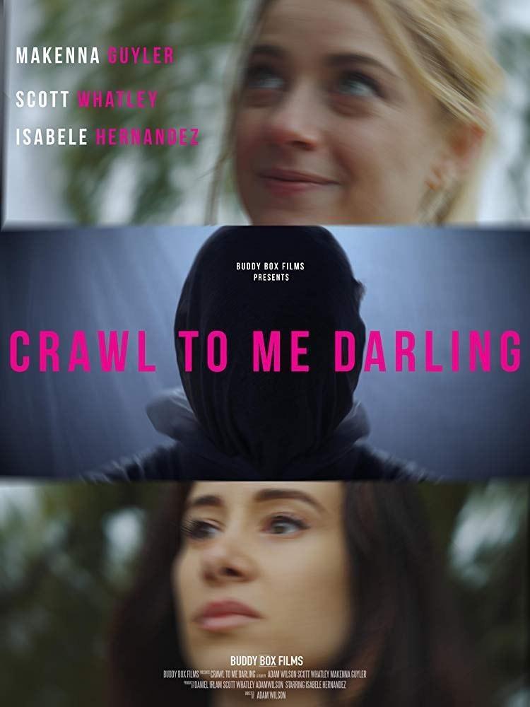 亲爱的爬向我海报