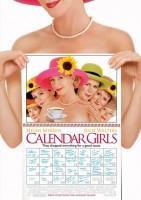 日历女郎 Calendar Girls海报