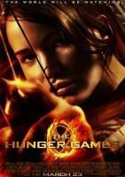饥饿游戏 The Hunger Games海报