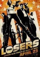绝命反击 The Losers海报