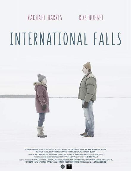 国际瀑布城海报