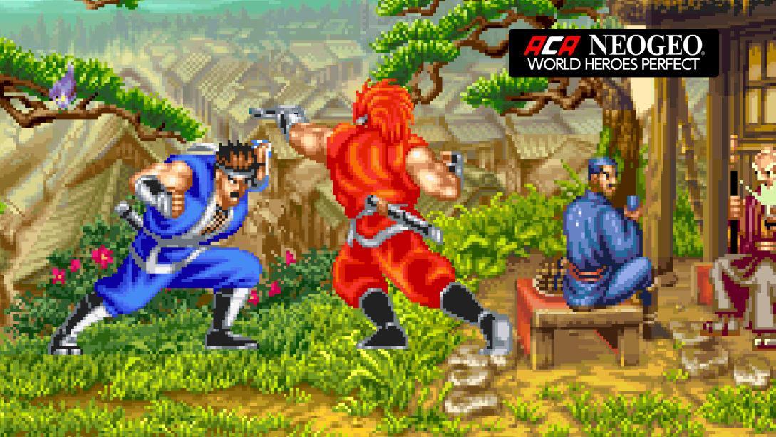 世界英雄 完美版(ACA NEOGEO WORLD HEROES PERFECT)插图6
