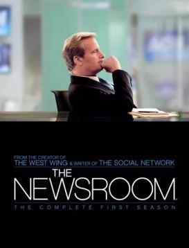 新闻编辑室 第一季 The Newsroom Season 1海报