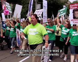 疫苗战争海报