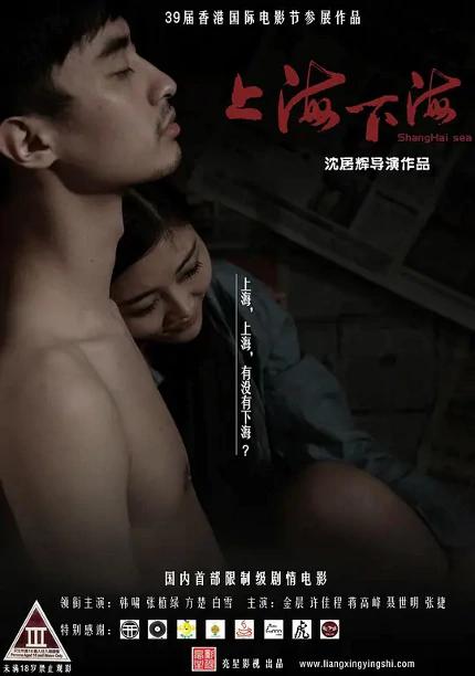 上海下海 电影海报