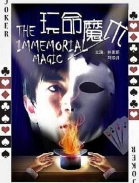 玩命魔术海报