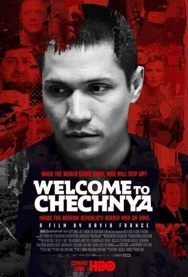 欢迎来到车臣海报