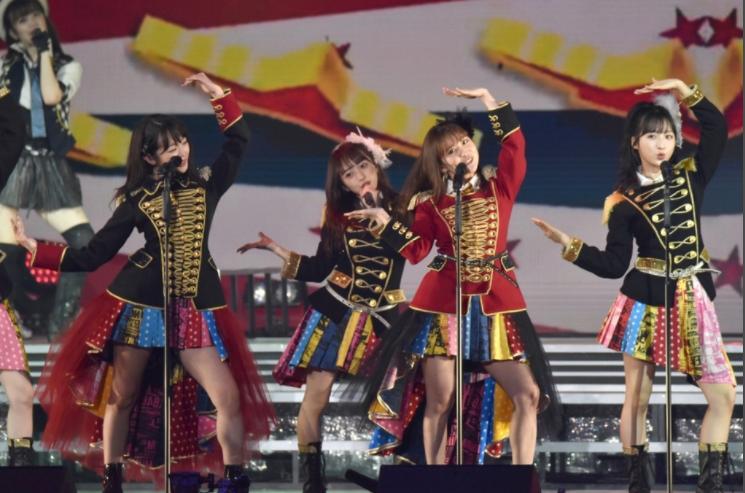 AKB48最后的一期生峯岸南毕业,15年半的偶像生涯结束