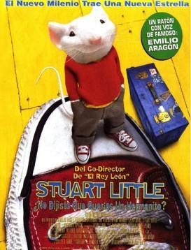 精灵鼠小弟 Stuart Little海报