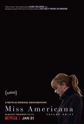 美利坚女士[豆瓣9.2霉霉个人纪录片]海报