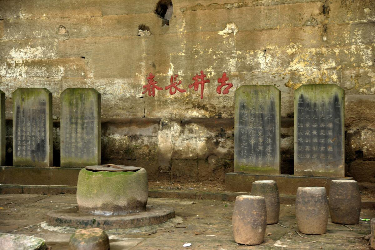古人想喝个干净的水有多难?你看这个图就知道