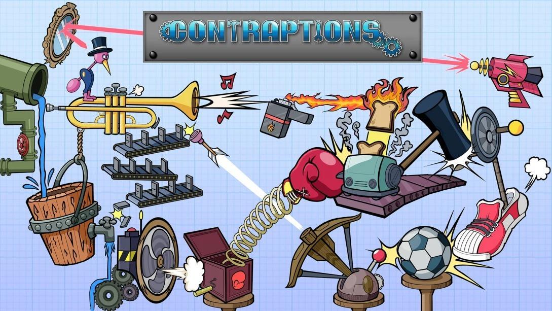 奇妙的装置(Contraptions)插图6