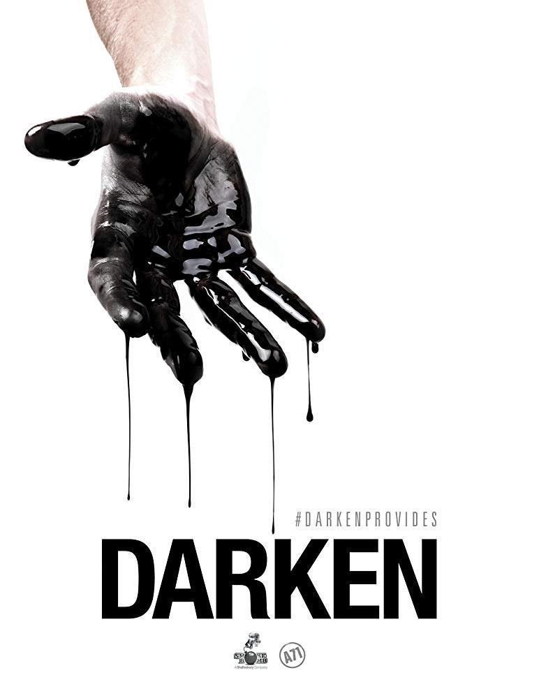 活在暗下/Darken海报