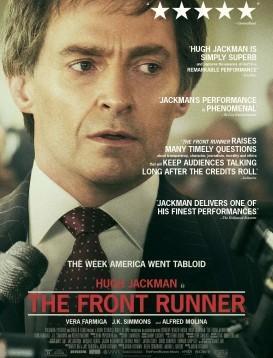 领先者 The Front Runner海报