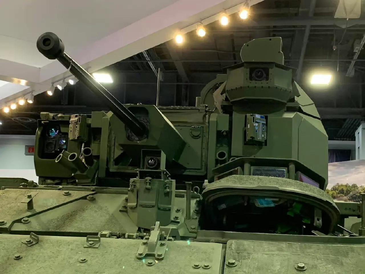 """美军研制下一代""""布雷德利""""战车,重甲骑兵,""""雌性坦克""""的回归"""