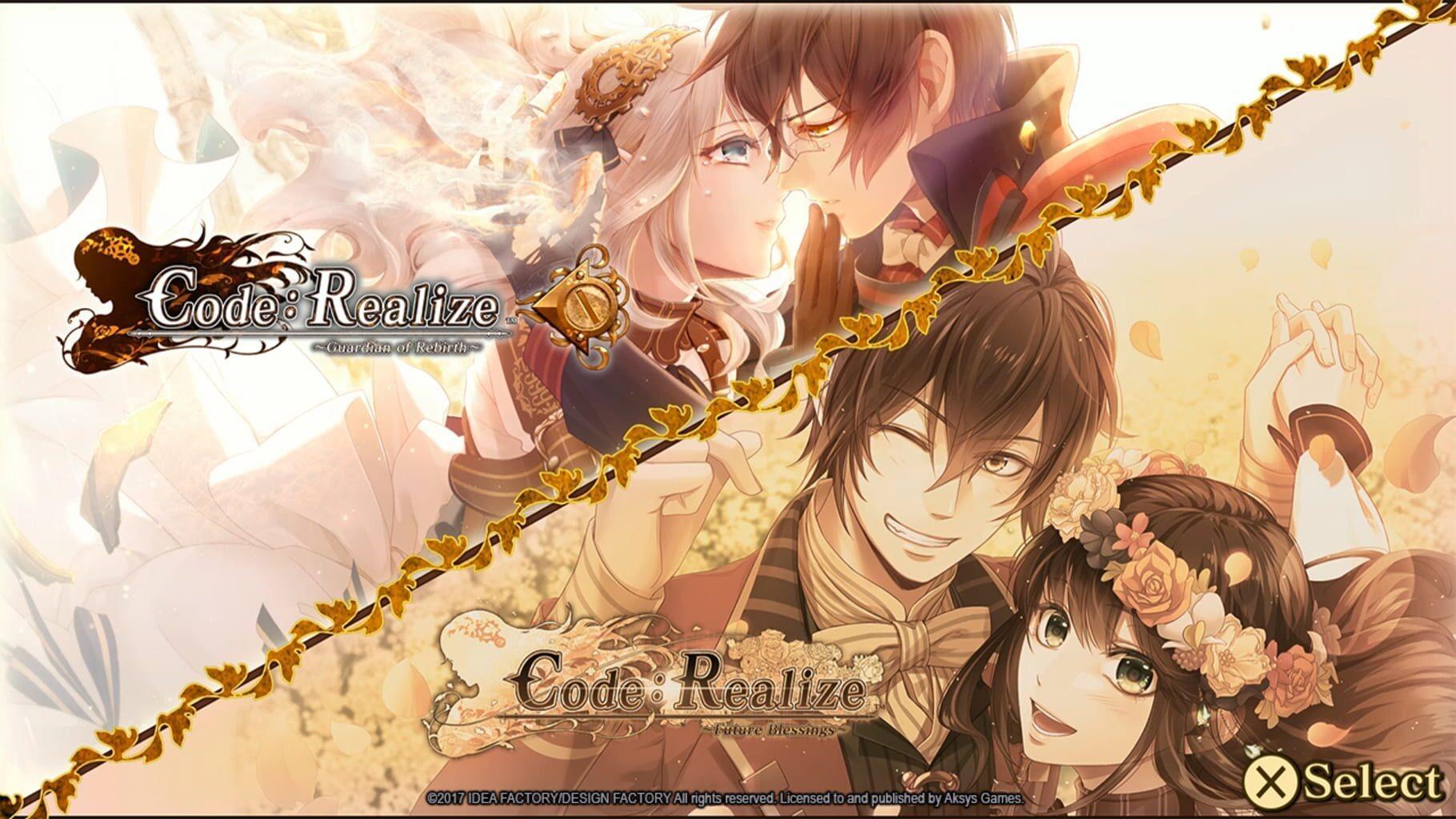 [补链]Code: Realize ~白银的奇迹~(Code: Realize ~Wintertide Miracles~)插图4