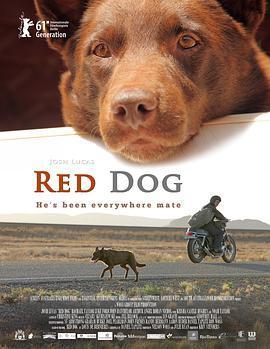红犬历险记海报