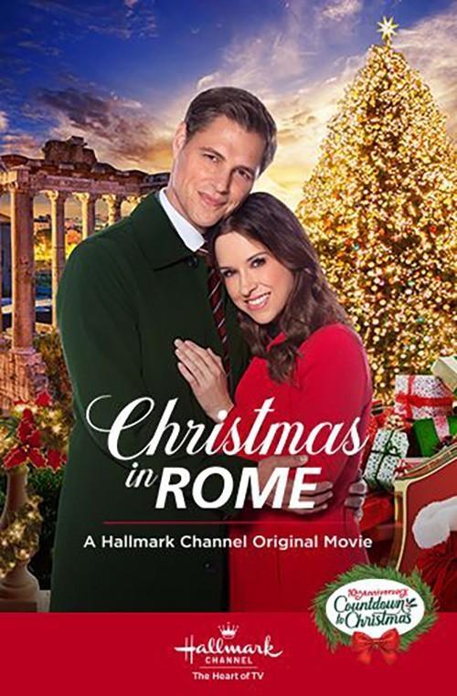 罗马圣诞夜海报