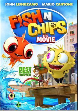 鱼和薯条海报