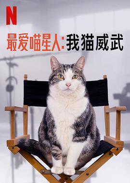 最爱喵星人:我猫威武海报