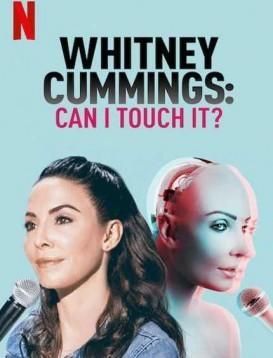 惠特妮·卡明:可以碰吗海报