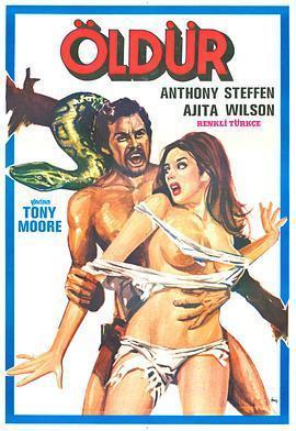 女性地狱海报