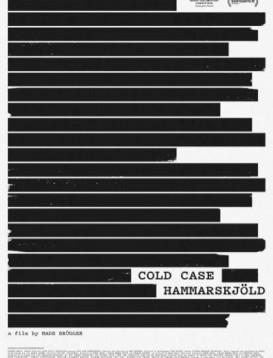 哈马舍尔德悬案海报