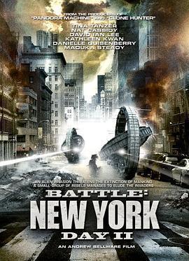 纽约之战第二天海报