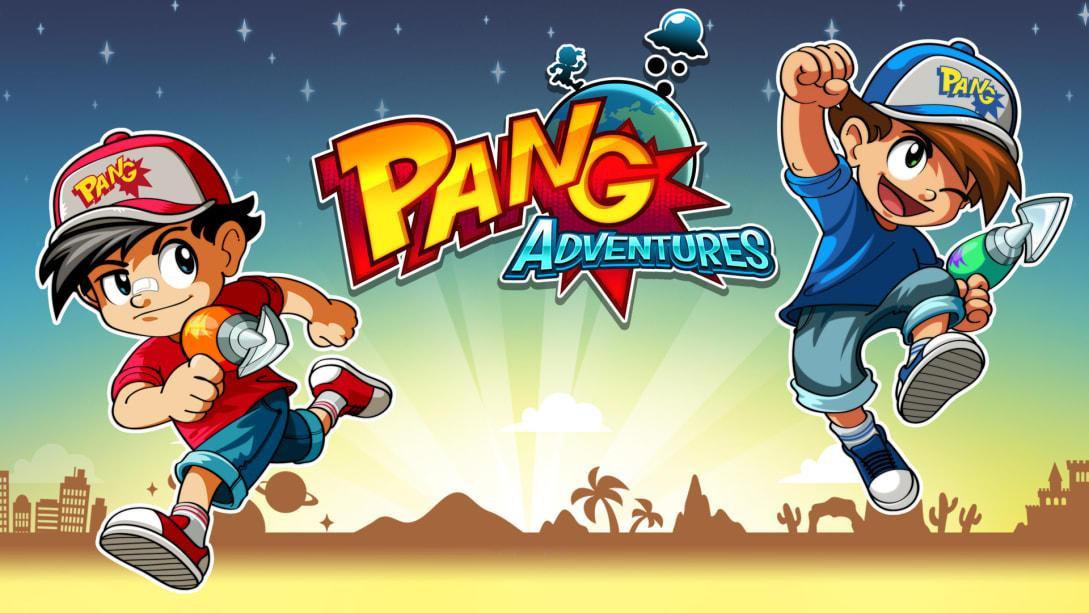 气球大冒险(Pang Adventures)插图6