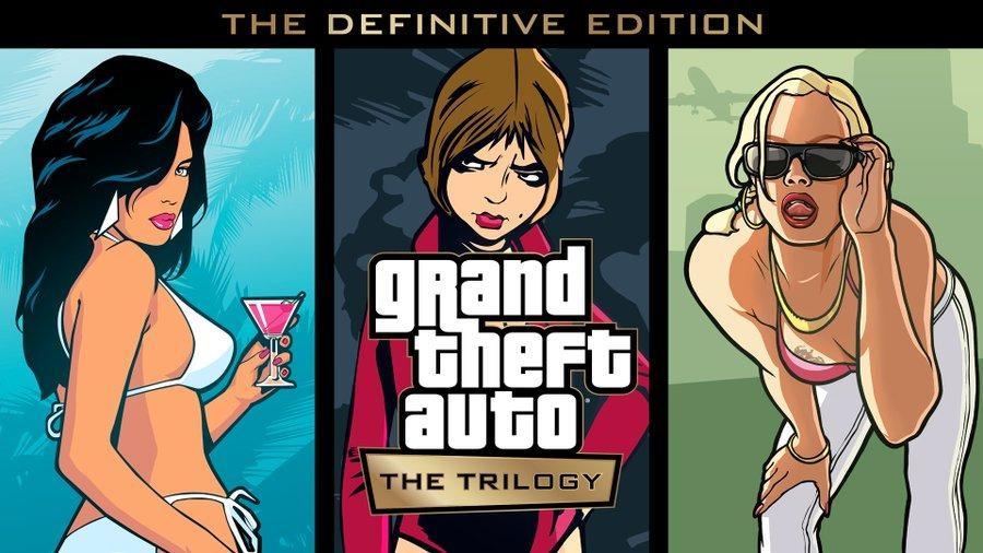 GTA 三部曲 – 决定版 公布
