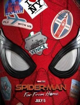 蜘蛛侠:英雄远征  电影海报