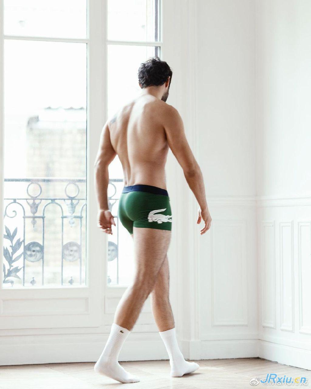 欧美肌肉帅哥健身男模Nabil.Taleb