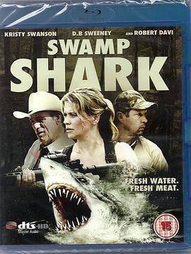 沼泽狂鲨 电影海报
