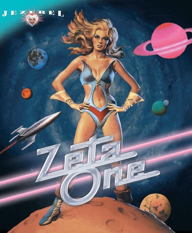 外星女人海报