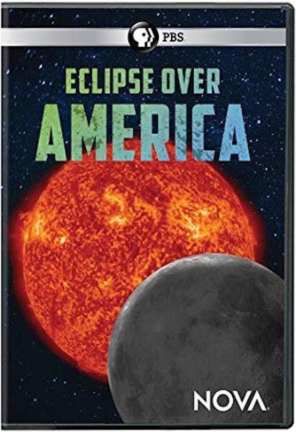 NOVA:美国日食海报